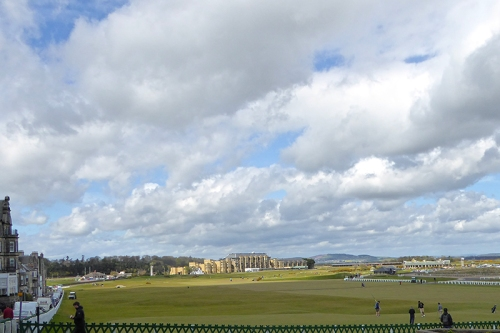 Old Course St Andrews