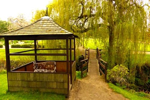Cambo garden