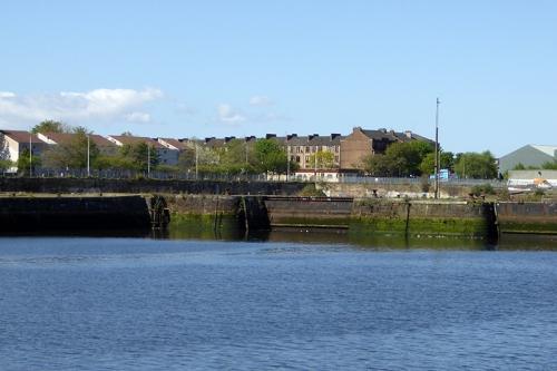 Clyde docks