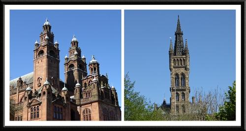 kelvingrove and Glasgow University