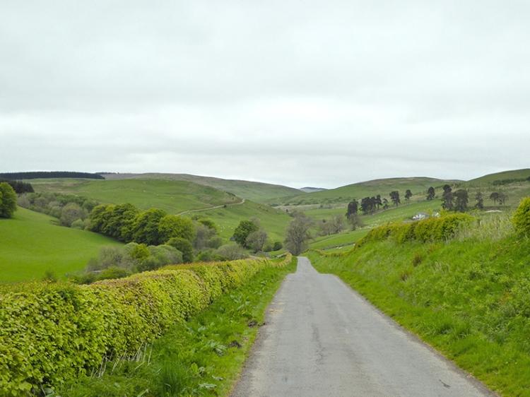 Moffat road