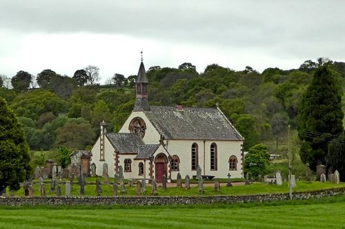 Beattock church