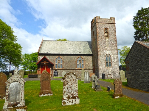 Tundergarth Church