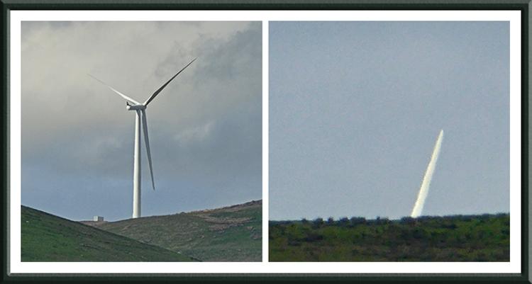 windmills ewe hill