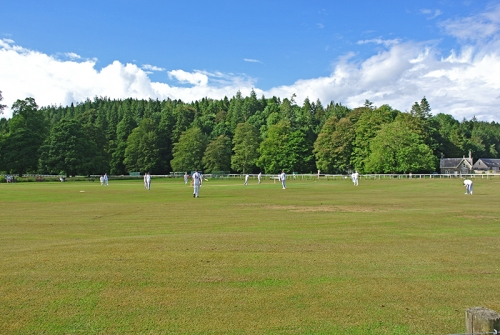 Langholm Cricket Ground