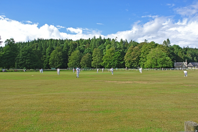 Langholm Cricket Ground