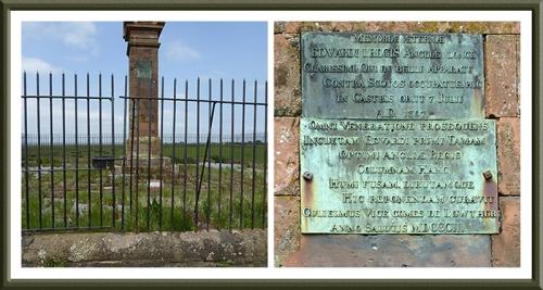 Edward II memorial
