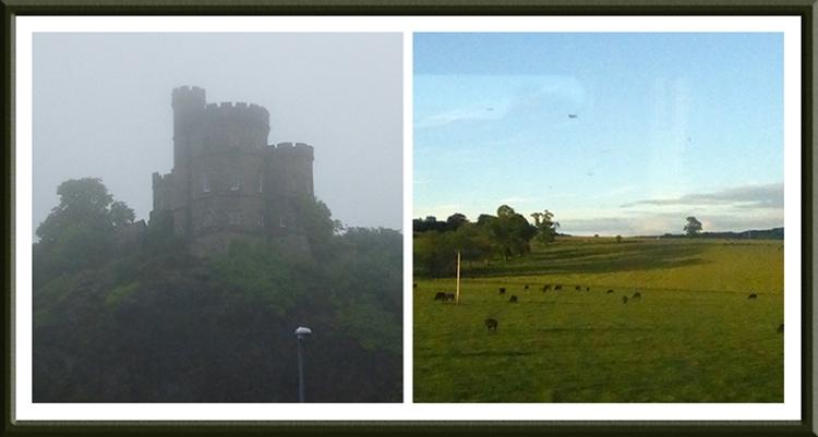 Edinburgh and Annandale