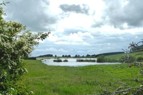 lochan at Mounteviot