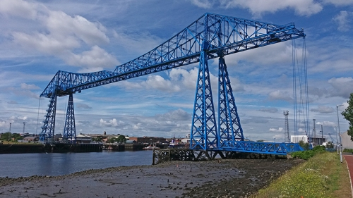 Transporter Bridge, Middlesborough