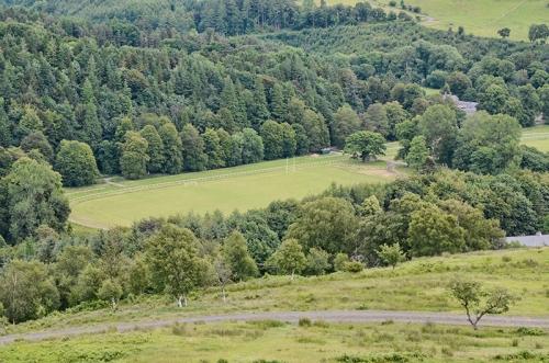 Castleholm from Meikleholm Hill