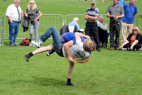 CR 2016, Cumberland wrestling