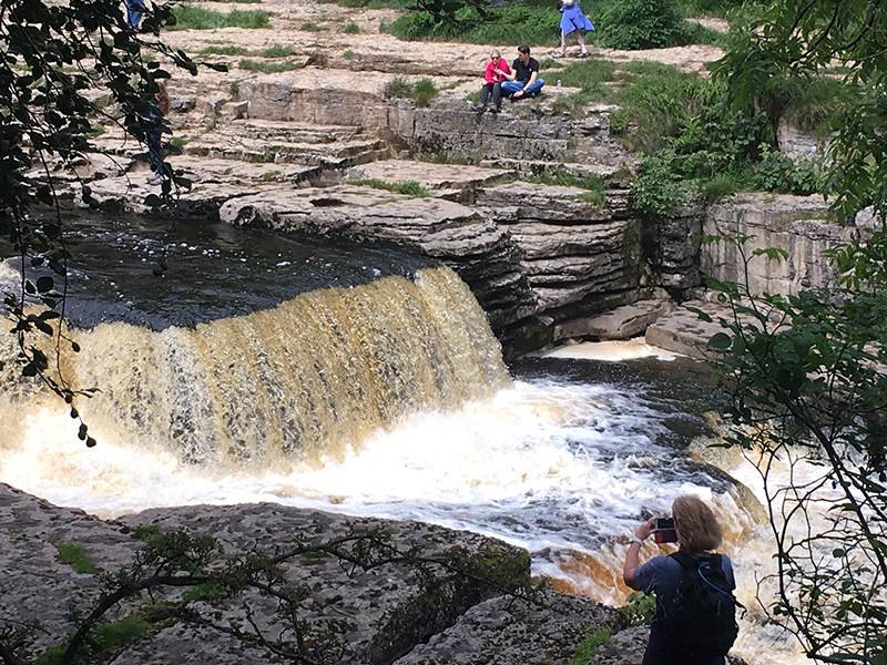 Aysgarth Falls (Middle Force