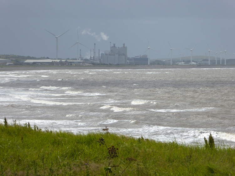 South from maryport