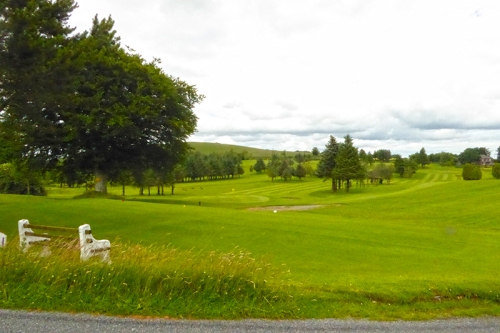 Golf course Lockerbie