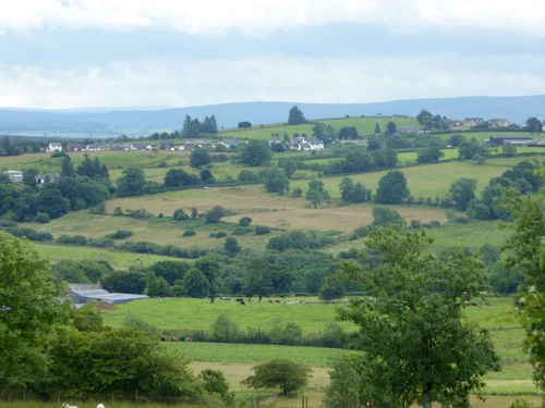 Lyne valley