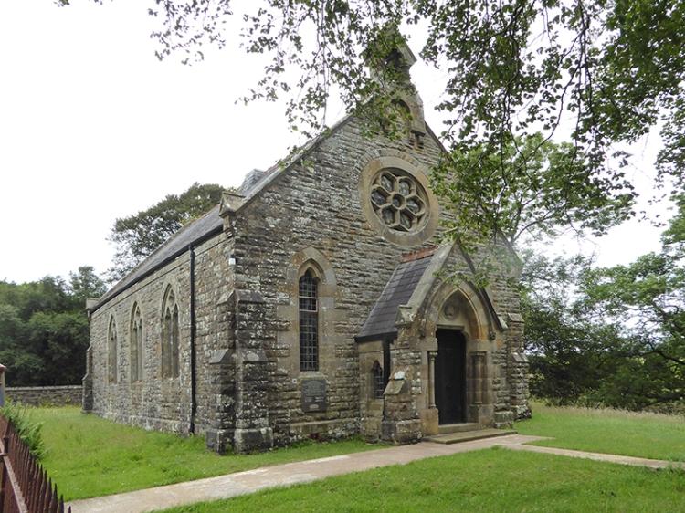 Bewcastle Reform church