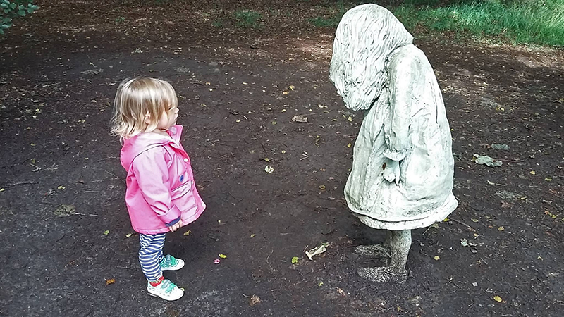 Matilda at Jupiter Artland