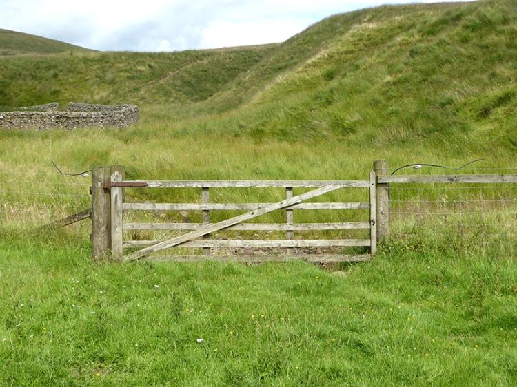 Lodgegill gate