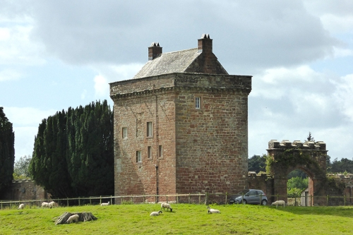 Kirkandrews Tower