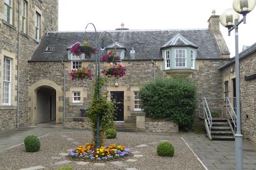 Hawick house