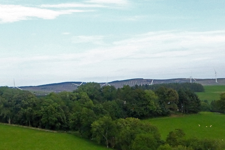 Ewe Hill Windmills