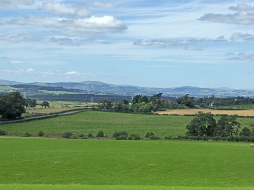Views of Nith valley