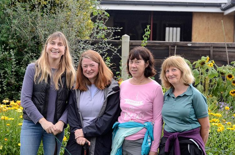 Ada and friends