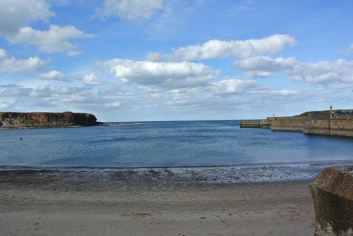 Eyemouth bay