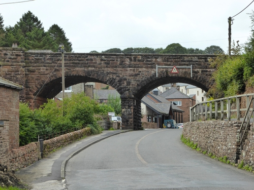 Lazonby railway bridge