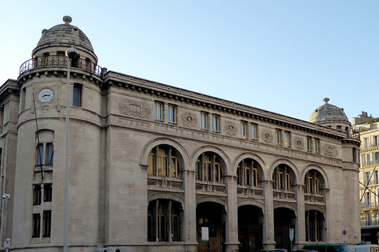 Telegraph building Marseille