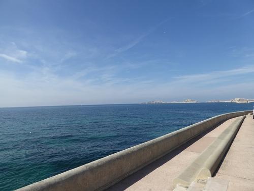 Marseille corniche