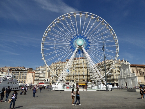 big wheel marseilles