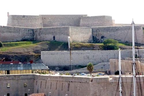 Marseille castle