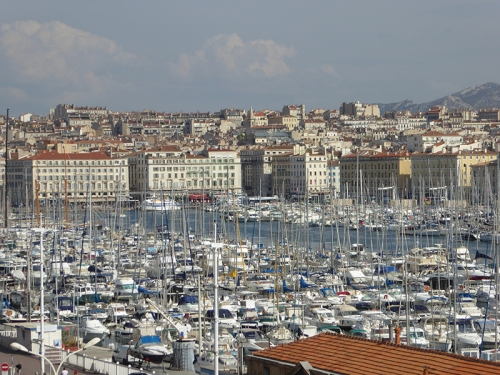 old harbour marseille
