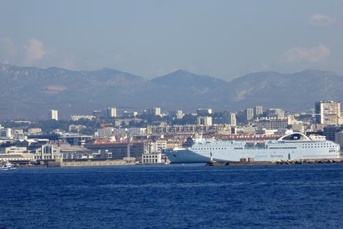 Algerian ferry