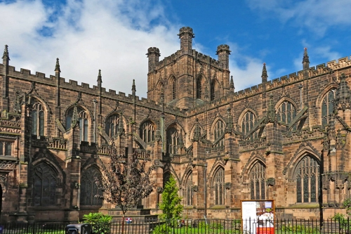 Chester's Cathedral