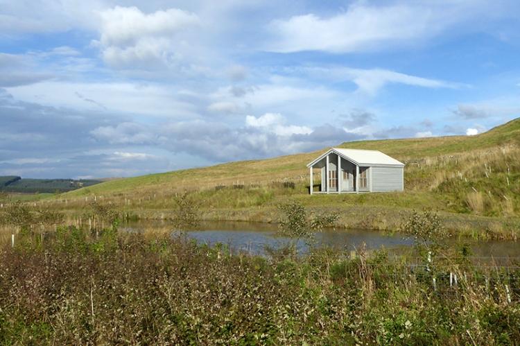 Bailliehill pond