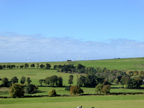 Minsca wind farm