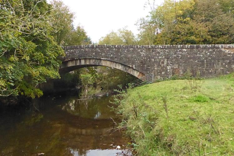 Eaglesfield bridge