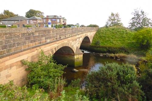 Sark Bridge, Gretna