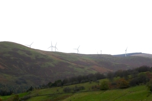 Craig Wind farm