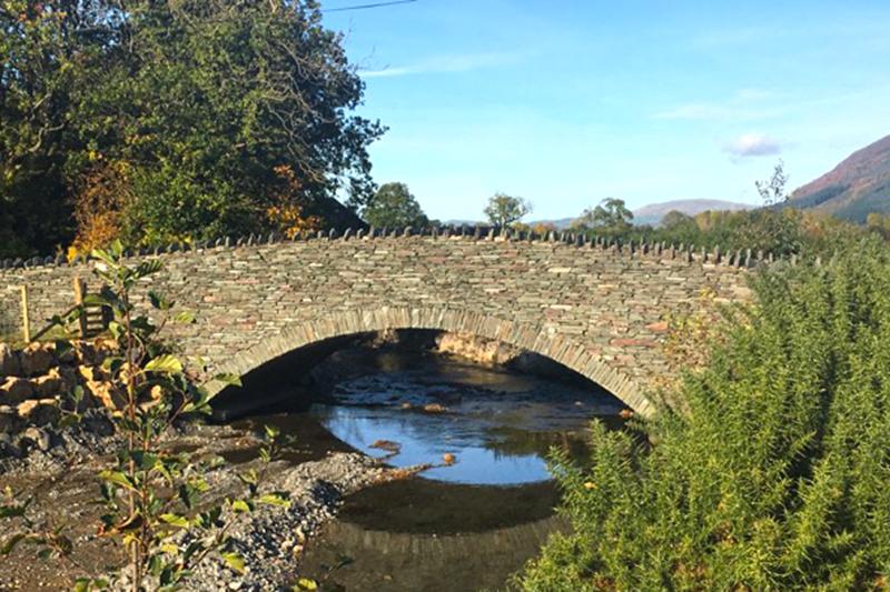 Newlands beck bridge