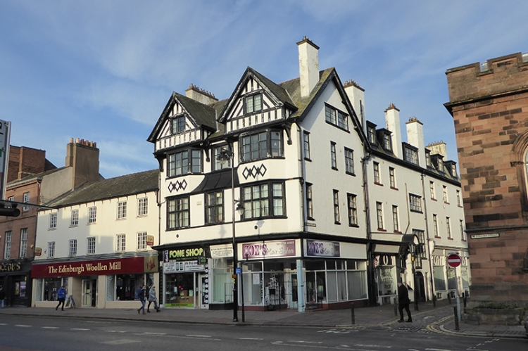 Shop in Carlisle