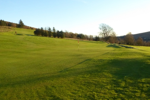 Langholm Golf course