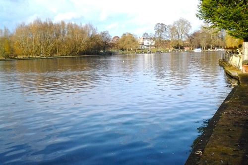 Thames at Marlow