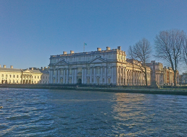 The Royal Naval College