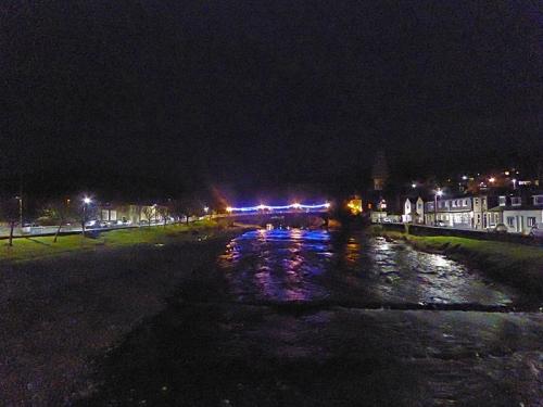 Langholm River Esk