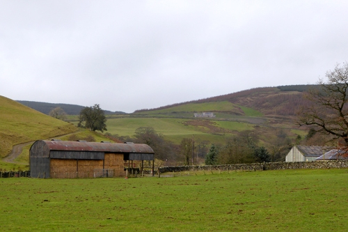 Cleughfoot Barn