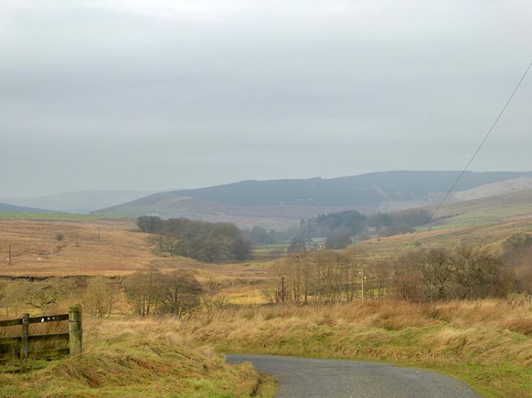 Cleuchfoot view